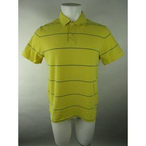 J.Crew Short Sleeve Striped Cotton Polo Shirt